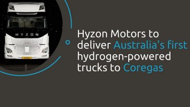 Hyzon Motors to deliver Australia's first hydrogen-powered trucks to Coregas, a Wesfarmers company