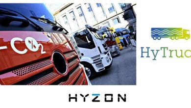 Hyzon Motors signs agreement to participate in 1,000 vehicle HyTrucks program