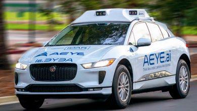 AEye's intelligent LiDAR now available on the NVIDIA DRIVE autonomous vehicle platform