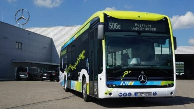 One year, two eCitaro buses and 200,000 kilometres: the Egenberger bus company has reached a record-worthy mileage in their fully electric regular-service urban buses