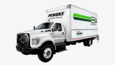 ROUSH CleanTech, Penske, and Proterra announce new collaboration for next-generation F-650 electric commercial trucks
