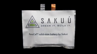 Sakuu Corporation develops 3Ah lithium-metal solid-state battery that offers improved energy performance over the market's existing options
