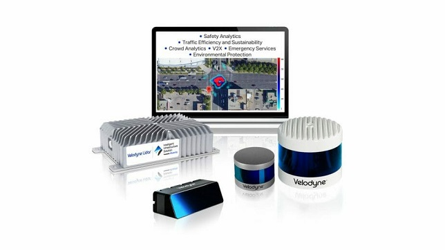 Velodyne Lidar partners with NVIDIA Metropolis for Intelligent Infrastructure Solutions