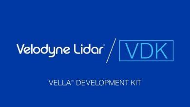 Velodyne Lidar introduces Vella Development Kit for building autonomous solutions
