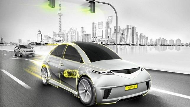 Power to Electromobility World Premier: Vitesco Technologies reveals next generation electric axle drive