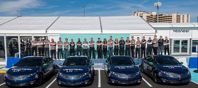 Veoneer partners with Baraja to deliver Spectrum-Scan LiDAR for next-generation autonomous vehicles