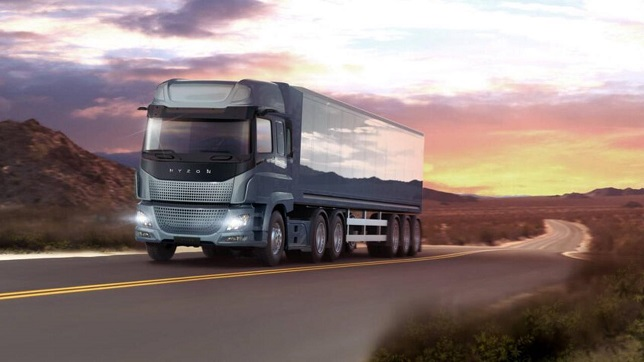 Heavy hitter: Hyzon Motors to supply world's heaviest hydrogen-powered truck to transport company