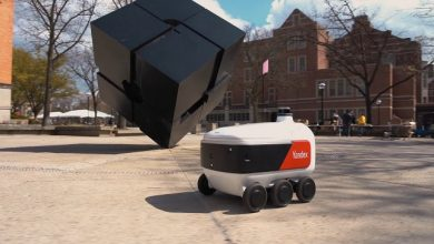 Yandex Self-Driving Group and Grubhub partner for robot delivery on US College Campuses