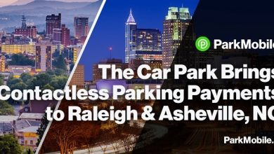ParkMobile announces partnership with The Car Park offering contactless parking payments in Raleigh, Asheville, and Boone, NC