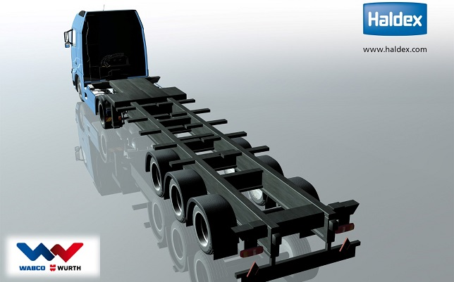 Haldex signs agreement with one of the world's largest truck manufacturer
