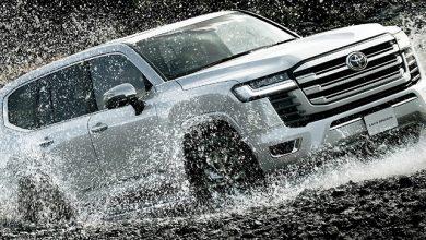 Toyota launches new Land Cruiser
