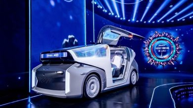 Baidu unveils the first robocar