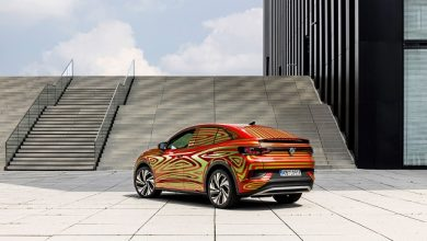 Elegant athleticism meets efficiency: Volkswagen to introduce the SUV coupé ID.5 GTX02at the IAA