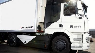 Bridgestone partners with Einride to create cleaner, safer, low-carbon fleet mobility