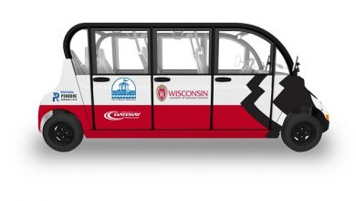 University of Wisconsin-Madison and city of Racine awards Perrone Robotics, Inc. new autonomous vehicle shuttle contract