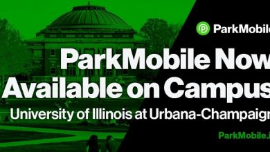 ParkMobile and University of Illinois at Urbana-Champaign partner for contactless parking on campus