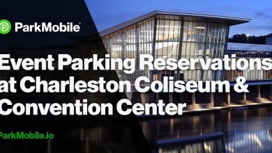 ParkMobile partners with Charleston Coliseum and Convention Center to offer parking reservations for concerts and events