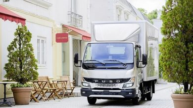 Start of Sales: FUSO introduces all-new Canter in Europe, Major updates in design, safety and comfort