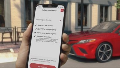 Toyota debuts mobile Collision Assistance service