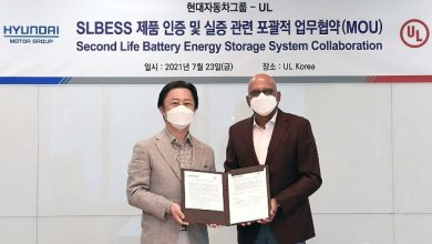 UL and Hyundai join forces to advance second life battery energy storage system safety and performance