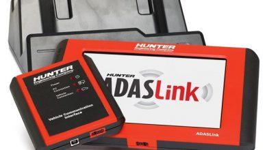 Hunter introduces ADASLink diagnostic scan tool