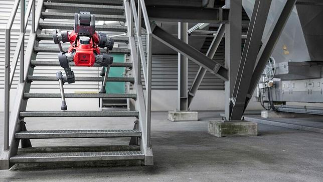ANYbotics boosts autonomous mobile robots with Velodyne Lidar sensors