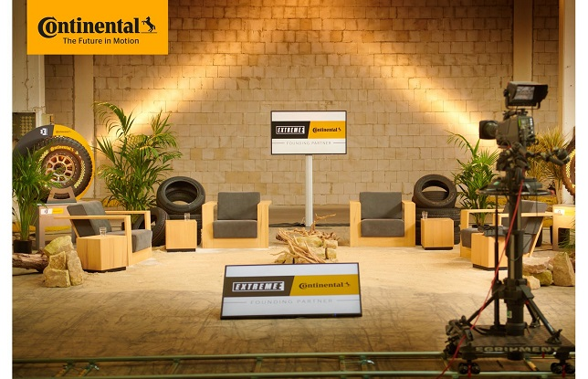 Continental provides an overview of sustainability commitment and Extreme E