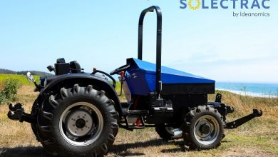 Solectrac, an Ideanomics Company, launches new e70N Electric Tractor, delivering to California vineyards and farms