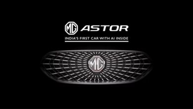 MG introduces Astor SUV with India's first personal AI assistant and first-in-segment autonomous level 2 technology