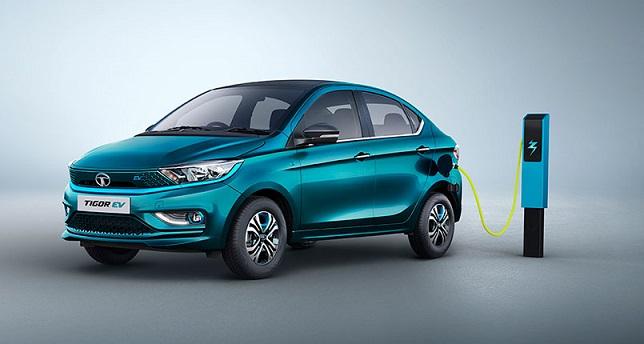 Tata Motors unveils its second EV for personal segment