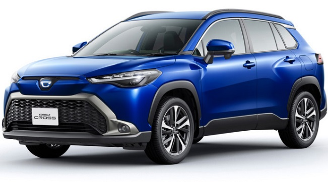Toyota to launch All-New Corolla Cross