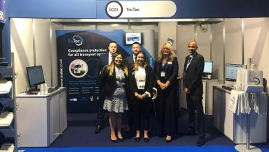 TruTac demonstrate easier fleet control and improved driver management at busy CV Show