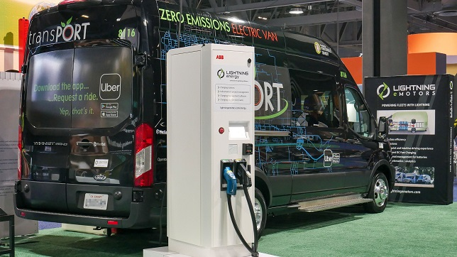 Lightning eMotors partners with ABB to provide DC fast chargers