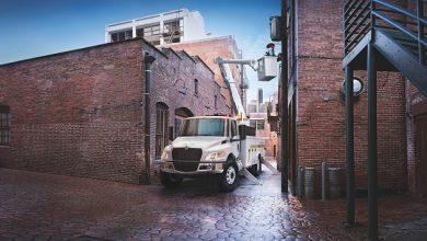 International Truck launches newly designed MV™ Series