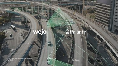 Wejo and Palantir ignite the mobility revolution through big data in the cloud