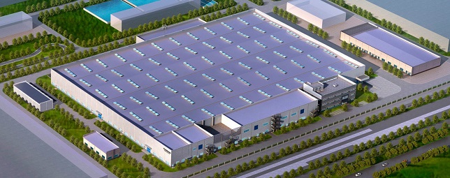 Volkswagen Group China builds battery system factory in Anhui to strengthen BEV value chain