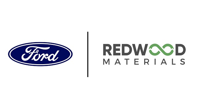 Ford, Redwood Materials teaming up on closed-loop battery recycling, U.S. supply chain