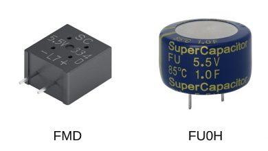 KEMET introduces next-generation supercapacitors for automotive