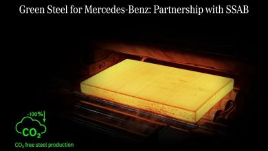 Green Steel for Mercedes-Benz: Partnership with SSAB