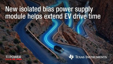 TI's integrated transformer module technology helps maximize drive time in hybrid and EVs