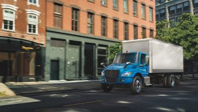Navistar launches new electric International® eMV™ Series, now in production and available to order