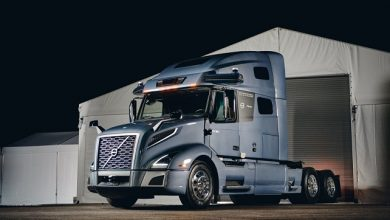Volvo Autonomous Solutions reveals prototype long-haul autonomous truck for North America application
