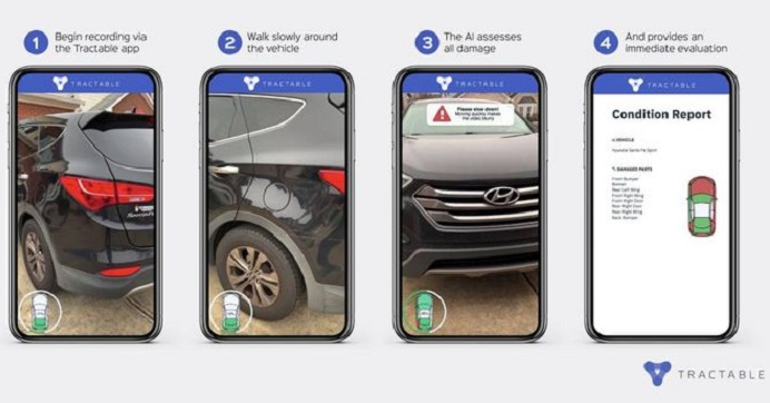 New AI solution accurately assesses vehicle condition in minutes