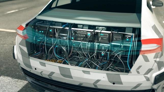 Klas unveils RAVEN: lightening the load on the journey to autonomous vehicles