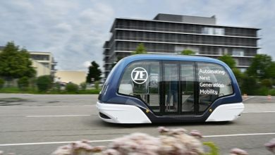 ZF becomes a full supplier for autonomous shuttle systems