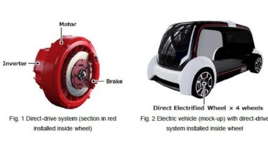 Hitachi and Hitachi Astemo develop new compact, lightweight direct-drive system for in-wheel applications