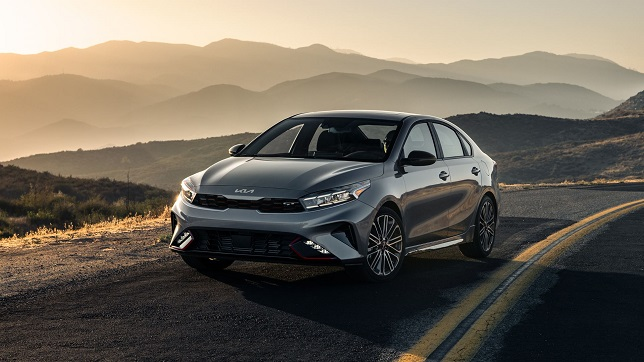 2022 Kia Forte arrives with new Design Identity and Array of Advanced Technology