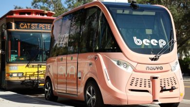 Peachtree Corners partners with T- Mobile to launch Beep autonomous shuttle fleet, C-V2X technology drives enhanced safety and tech development
