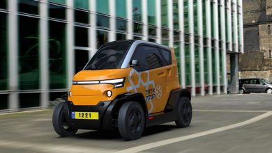 Israel to get 'Foldable' Electric Car CT-1 from City Transformer as emergency response vehicles