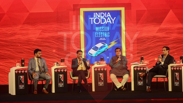 Alternative fuel will make India number-1 in the automobile sector: Nitin Gadkari at India Today Conclave 2021